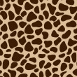 Stock Photo: Animal fur pattern