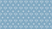 Blue pattern — Stock Photo