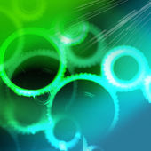 Abstract gear texture background — Stock Photo