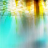 Abstract grid and ray background — Stock Photo