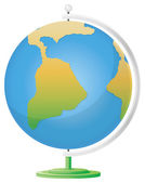 Globe — Fotografia Stock