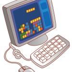 Computer — Stock Photo