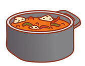Soup — Stock Photo