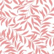 Leaves pattern — Stock Photo