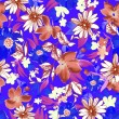 flower pattern — Stock Photo