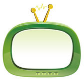 Television — Stock Photo