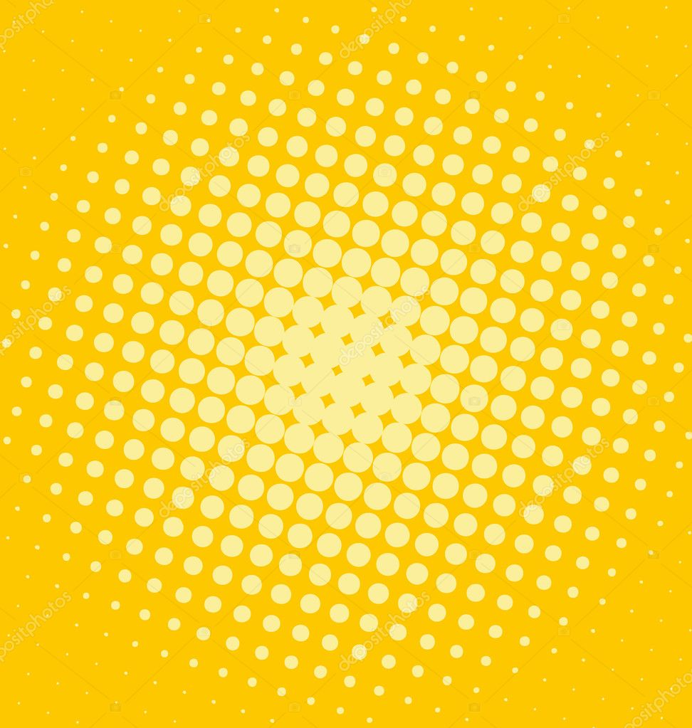 Shiny halftone dotted background — Stock Photo #2927844
