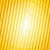 Zomer zon straling. — Stockvector