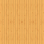 Seamless wooden background. — Stock Vector