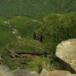 Stock Photo: View down Blyde River Canyon