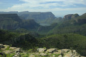 View of the Blyde River Canyon — Stock Photo