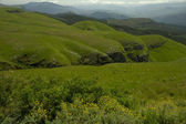 View towards Sabie, Long Tom Pass, South Africa — Stock Photo