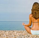 йога — Стоковое фото