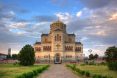 St.Vladimir cathedral. — Foto Stock