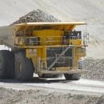 Mining truck — Stock Photo #2873936