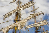 Sails — Stock Photo