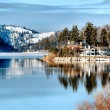 Big bear lake — Stock Photo