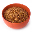 buckwheat cereal — Stock Photo