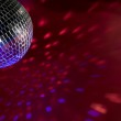 Disco ball with lights — Stock Photo #2925337