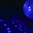 Disco ball with lights — Stock Photo #2925359