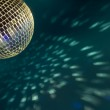 Disco ball with lights — Stock Photo #2925364