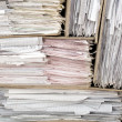 Composition of documents — Stock Photo #2932506