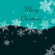 Frame for christmas cards — Stock Photo #2933335