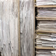 Composition of papers — Stock Photo #2934844