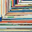 Composition of papers — Stock Photo
