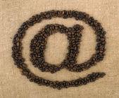 Le symbole de l'eta — Photo