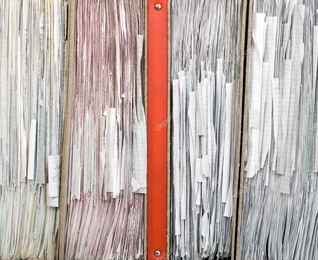 Composition of a lot of documents and catalogs  Stock Photo #2932504