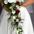 Weeding bouquet — Stock Photo