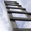 Ladder to beautiful heaven - Stock fotografie