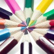 Royalty-Free Stock Photo: Colorful pencils, education concept