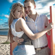 Stock fotografie: Young beautiful couple