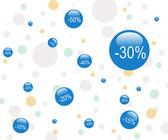 Percentage — Stock Photo