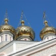 Old Russian orthodox church - Stock Photo