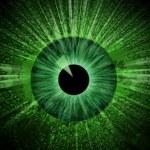 Green eye — Stock Photo #2901976