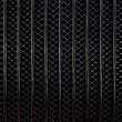 Car Grill Pattern - Stock Photo