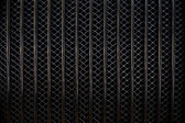 Car Grill Pattern — Stock Photo