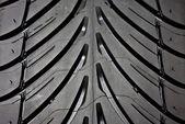 Tyre detail — Stock Photo