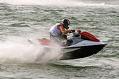 Jet Ski Raider — Stock Photo