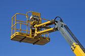 Crane basket — Stock Photo