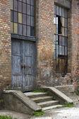 Old warehouse — Stock Photo