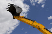 Excavator Scoop — Stock Photo