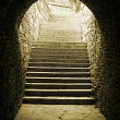 Old Brick Tunnel — Stock Photo #2993391