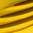 Yellow car lines — Stock Photo