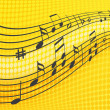 Music Notes — Stock Photo #2995390