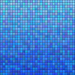 Blue tile — Stock Photo