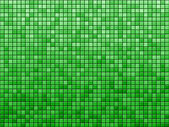 Green Tile — Stock Photo